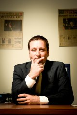 Leader of the Opposition Matthew Guy wants more women preselected.