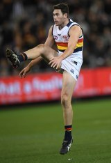 Adelaide's Mitch McGovern
