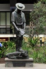 Australian artist Ben Quilty wants John Batman's statue out of Melbourne's CBD.