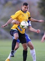 Cooma Tigers FC striker Goran Josifovski says the club is using its points deduction as motivation.