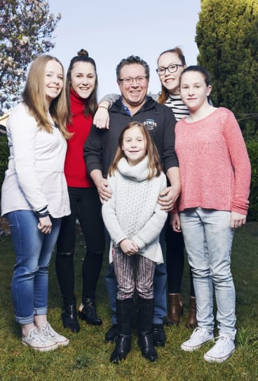 With a large family to support, Gerry Faehrmann is eager to boost his income by passive means.