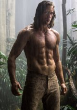 "Alexander Skarsgard in The Legend of Tarzan. The actor believes people can relate to Tarzan's story ""because we are all human beings and animals at the same time""."