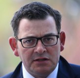 """Victorian Premier Daniel Andrews has refused to get """"tied up in some of those arguments"""" about the rights and wrongs of """"curtailing the rights and freedoms of a small number of people""""."""
