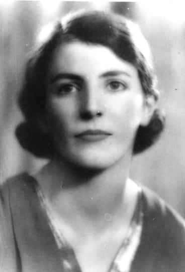 Peg Jones, aged 21