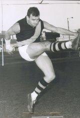 Alan 'Bull' Richardson in 1967.