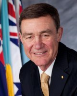 Former chief of Australian Defence Force Sir Angus Houston.