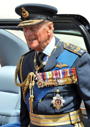 The first leadership spill against Mr Abbott was precipitated when he announced that he had knighted the Queen's husband, Prince Philip.