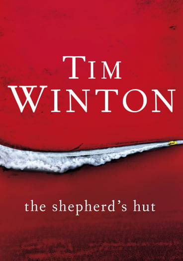 <i>The Shepherd's Hut</i> by Tim Winton.