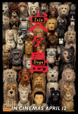 Isle of Dog in cinemas on April 12.