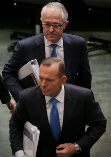 """Three-quarters of people """"feel safer"""" with Prime Minister Turnbull as leader rather than Tony Abbott, a Seven-ReachTel poll found."""