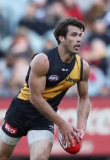 Alex Rance in action for Richmond.