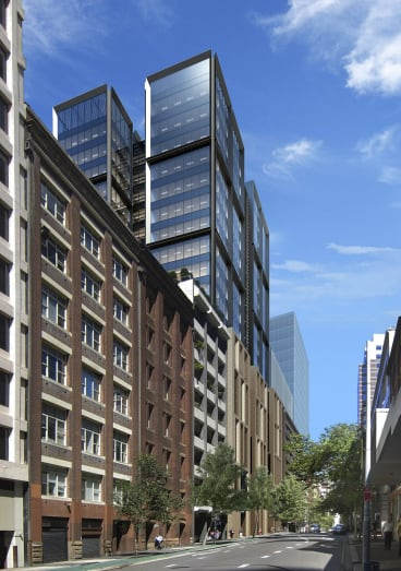 Investa, which owns the property, has been given its Stage 2 development approval.