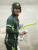 World Cup here I come: Michael Clarke.