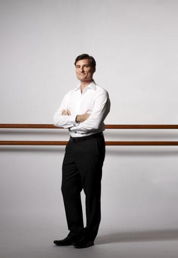 Staying put: Australian Ballet artistic director David McAllister.