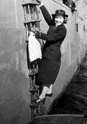 By war's end women occupied most of the navy's shore-based positions  as cryptanalysts, drivers, mechanics, cooks or clerks.