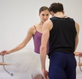 Both Lana Jones and Kevin Jackson want to show that they have matured and changed since they last performed in <i>The Sleeping Beauty</i>.