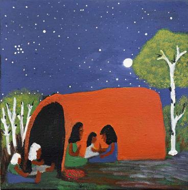 Nyinta Donald's <i>Iti Jesunya Bethlehemala Ngaringu (Baby Jesus was born in Bethlehem)</I>, which is touching in its simplicity.