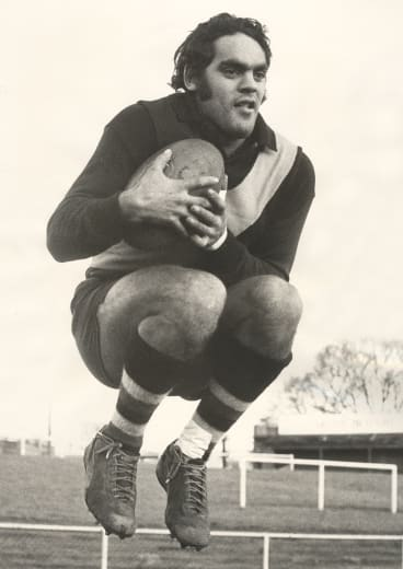 Peardon in his playing days with the Tigers.