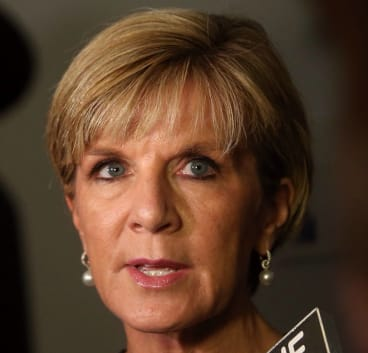 Foreign Affairs Minister Julie Bishop will discuss unwanted Iranian asylum seekers when she visits Iran.
