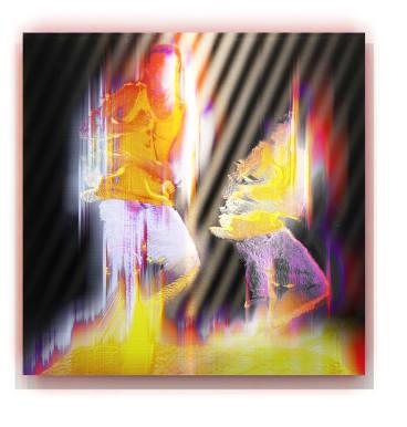 Alexander Boynes, <I>Everywhen<I> in <I>Body/Time/Light<I> at Beaver Galleries.