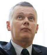 "Threat: Polish Defence Minister Tomasz Siemoniak says troops need to be ""more efficient''."