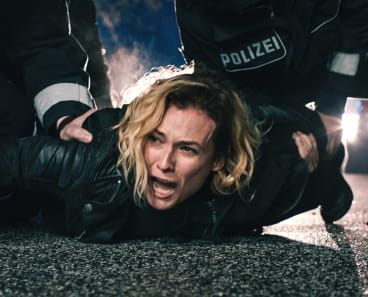 """This image released by Magnolia Pictures shows Diane Kruger in a scene from """"In the Fade."""""""
