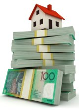 It's difficult to include the family home in any test for pension eligibility.