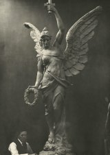 The original Winged Victory.