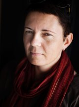 Documentary photographer and Griffith University lecturer Heather Faulkner.