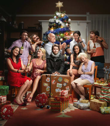 Lee was the ABC's head of comedy, where she made <i>A Moody Christmas</i>, among others.