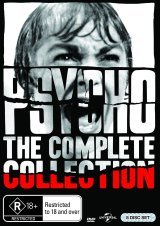 """Visit and revisit Bates Motel with """"Psycho, the Complete Collection""""."""