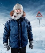 Svalbard taxi driver Wiggo Antonsen.