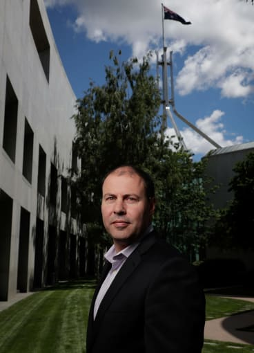 Environment and Energy Minister Josh Frydenberg.