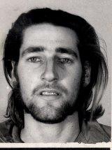 Murderer: Kevin Crump in 1973.
