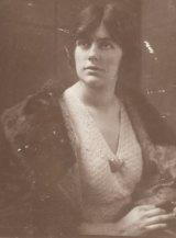 Joan Lindsay as a young woman.