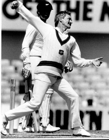 Test hero: Bob 'Dutchy' Holland.