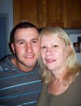 Ben Catanzariti with his mother Kay.