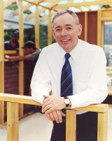 Former senator Bob Day.
