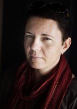 Docuemtary photographer and Griffith University lecturer, Dr Heather Faulkner.