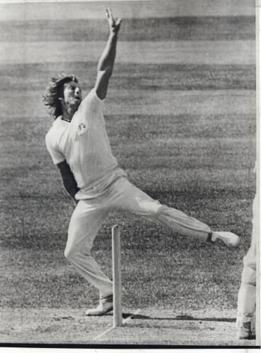 Jeff Thomson: 'I just shuffled up and went whang.'