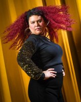 Candy Bowers presents hip-hop theatre show One the Bear.
