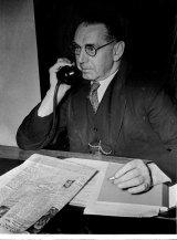 P.J Clarey, April 03, 1946.