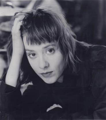 Suzanne Vega in 1987.
