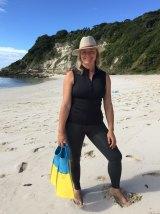 Blue director Karina Holden: finds optimism amid wildlife destruction.