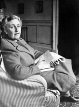 English writer Dame Agatha Christie in 1946.
