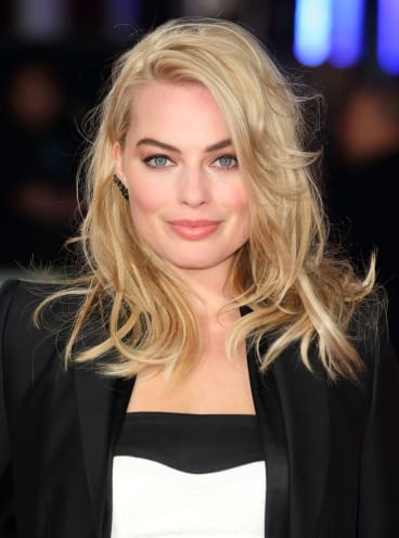'No matter where we are on a press tour, I just want to be back on set': Margot Robbie.