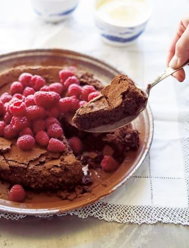 Torta gianduja.