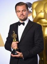 Oscar-winner Leonardo DiCaprio.