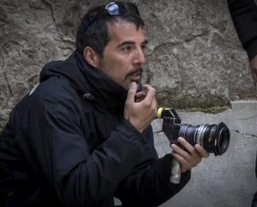 <i>Black Souls</i> director Francesco Munzi.
