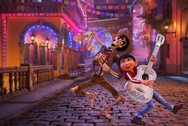 Pixar's <i>Coco</i>.